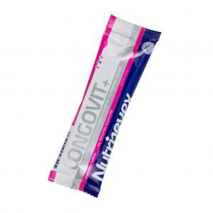Pack 24 Geles Nutrinovex Longovit Fresa-Plátano