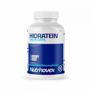 Sales Minerales Nutrinovex Hidrateín 120 Cápsulas