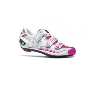 Zapatillas Carretera Sidi Lady Genius 7 Blanco-Fucsia