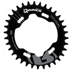 Plato Mtb Rotor Q-Ring QX1 Compatible Shimano XTR M9000 32T
