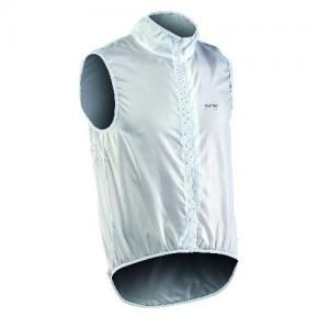 Chaleco NORTHWAVE Vortex Impermeable Blanco