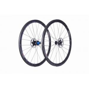 Par Ruedas Carretera Progress Air Disco Compatible Campagnolo Negro