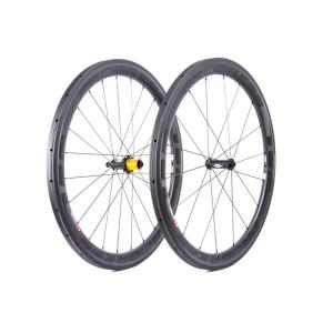 Par Ruedas Carretera Progress A-Prime Compatible Shimano Negro