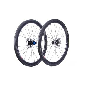 Par Ruedas Carretera Progress A-Prime Disco Compatible Shimano Negro