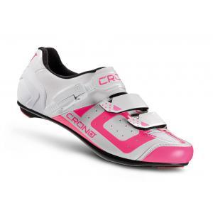 Zapatillas Carretera Crono CR3 Rosa
