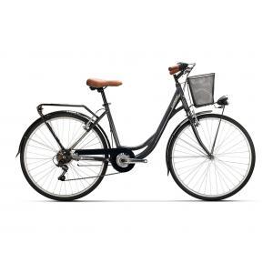 Bicicleta Urbana Conor Soho 6v Gris
