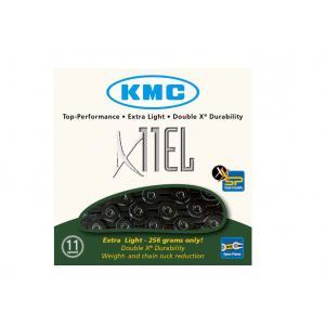 Cadena KMC X11 EL 11v Negro
