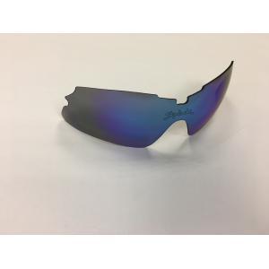 Lentes Spiuk Mamba Azul Espejo