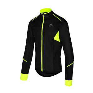 Chaqueta SPIUK Race Light Negro-Amarillo Fluor