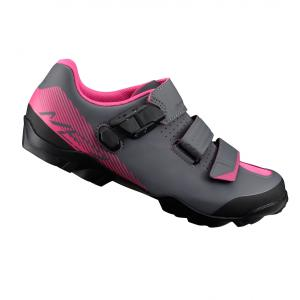Zapatillas Mtb Shimano Lady SH-ME300 Negro-Magenta