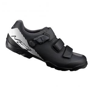 Zapatillas Mtb Shimano SH-ME300 Negro-Blanco