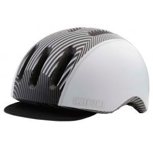 Casco GIRO Reverb Blanco-Negro