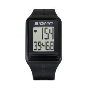 Pulsómetro Sigma ID.GO Negro