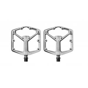 Pedales Mtb Crank Brother Stamp 2 Small Plata
