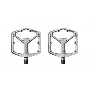 Pedales Mtb Crank Brother Stamp 2 Large Plata