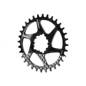 Plato Mtb Onoff Direct Mount Compatible Sram Gxp 28T Negro