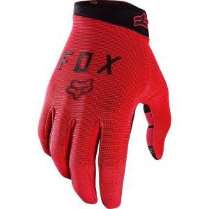 Guantes Largos FOX Ranger Gel Rojo