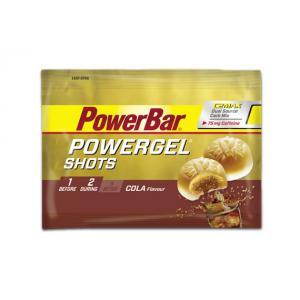Gominolas POWERBAR Powergel Shots Cola-cafeína