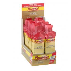 Pack 24 Geles POWERBAR Hydro C2 Max Carb Mix Cereza Cafeína
