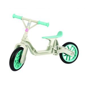 Bicicleta Infantil Sin Pedales POLISPORT Crema-Menta