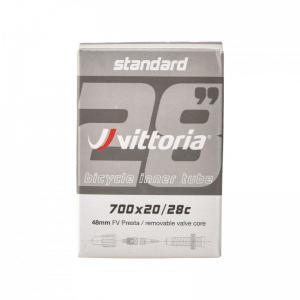 Cámara Carretera Vittoria Lite 700x23 Válvula 48mm