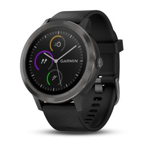 Smartwatch GARMIN Vivoactive 3 Negro-Gris