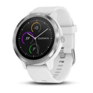 Smartwatch GARMIN Vivoactive 3 Blanco-Plata