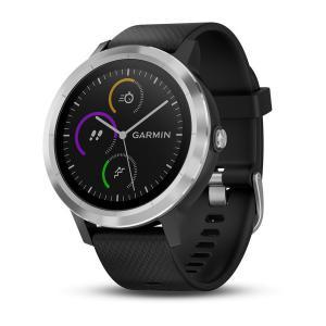 Smartwatch GARMIN Vivoactive 3 Negro-Plata