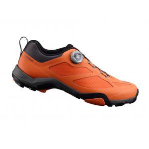 Zapatillas MTB SHIMANO SH-MT7 Naranja