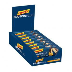 Pack 15 Barritas POWERBAR Protein Plus 30%  Pastel de Naranja Jaffa