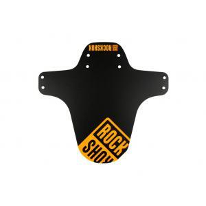 Guardabarros ROCKSHOX Negro-Naranja