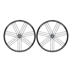 Par Ruedas CAMPAGNOLO Shamal Ultra Disco 2 Way Fit Compatible Shimano