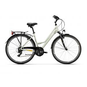 Bicicleta Urbana Conor City 24v Gris