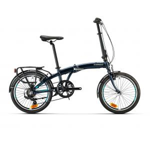 Bicicleta Plegable Conor Denver Negro