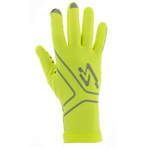 Guantes Largos SPIUK XP Thermic Amarillo Flúor