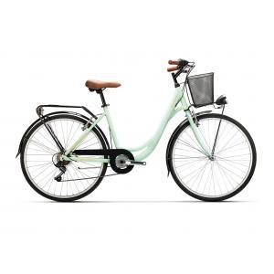 Bicicleta Urbana Conor Soho 6v Menta