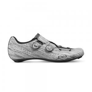 Zapatillas Carretera FIZIK Infinito R1 Knit Gris/Negro