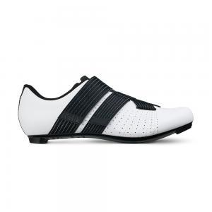 Zapatillas Carretera FIZIK Tempo R5 Powerstrap Blanco-Negro