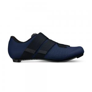 Zapatillas Carretera FIZIK Tempo R5 Powerstrap Azul-Negro