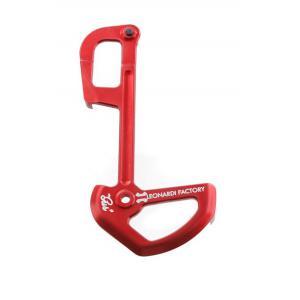 Patilla Cambio LEONARDI FACTORY GUS Compatible Sram Eagle Rojo