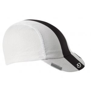 Gorra GIRO Pelotón Cotton Blanco-Negro