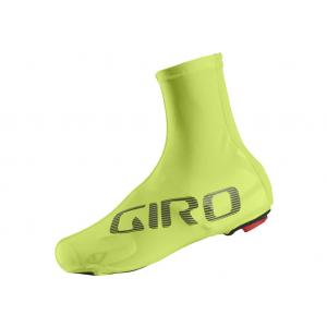 Cubrezapatillas Giro Ultralight Aero Amarillo Flúor