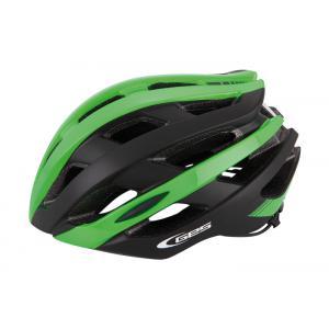 Casco GES Icon-12 Verde-Negro
