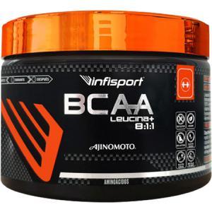 Recuperador Muscular BCAA Infisport Cápsulas