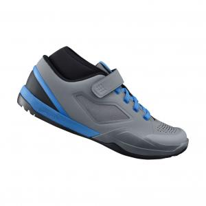Zapatillas MTB SHIMANO SH-AM7 Gris-Azul