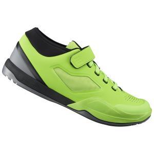 Zapatillas MTB SHIMANO SH-AM7 Verde Lima
