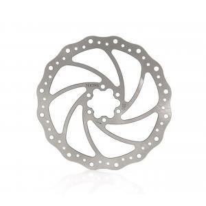 Disco de Freno XLC BR-X01 180mm Plata