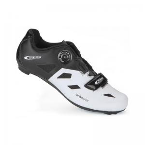 Zapatillas Carretera GES Roadster Z110 Blanco/Negro