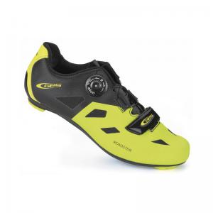 Zapatillas Carretera GES Roadster Z110 Amarillo/Negro