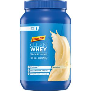 Proteína en Polvo POWERBAR Clean Whey Isolate Vainilla 570grs